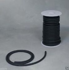 50ft Black Rubber Surgical Latex Tubing 14 Id 38 Od 116 Wall Feet Reel Ro
