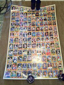 1987 OPC Baseball Uncut Sheet!!