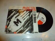 """Propaganda-Dr. Mabuse-escasos 1984 Reino Unido 2-track 7"""" SINGLE VINILO"""