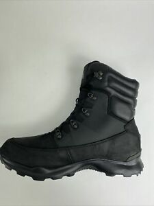 The North Face Thermoball Lifty Black Grey Winter Waterproof Boots Choose Size