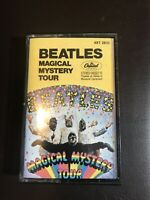 Magical Mystery Tour by The Beatles (Cassette, Aug-1988, Capitol)