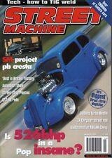 March Street Machine Transportation Monthly Magazines