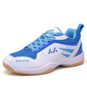 36-45 Men's Lace Up Tennis Sneakers Boys Trainer Shoes Indoor Badminton shoes sz