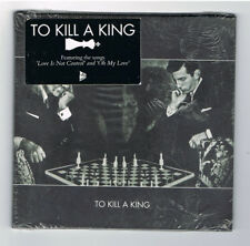 TO KILL A KING - TO KILL A KING - 11 TRACKS - 2015 - NEUF NEW NEU