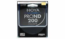 HOYA Pro ND200 Filter 49, 52, 55, 58, 62, 67, 72, 77, 82mm  7 2/3 stops  ND 200