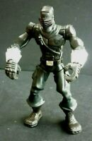 "G.I Joe Action Battlers Snake Eyes Ninja Commando 6"" Action Figure Hasbro 2008"