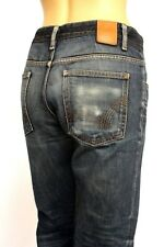 Drykorn for Beautiful People Jeans Women's Size 32x29 Straight Leg Made in Italy