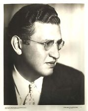 """DAVID O. SELZNICK - DIRECTOR & PRODUCER of """"Gone With the Wind"""" PORTRAIT 1939"""