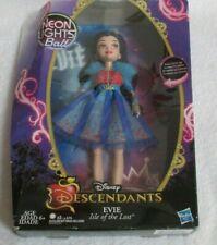 Disney Descendants Isle of The Lost Evie Doll Neon Lights Ball