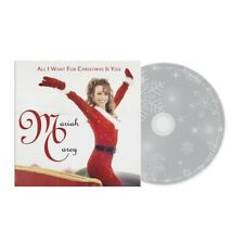 Mariah Carey - Limited Edition CD All I Want For Christmas RARE Remixes  Hero