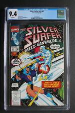SILVER SURFER V3 #81 1st cameo TYRANT Herald of GALACTUS 1983 MCU MOVIE CGC 9.4