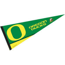 University of Oregon Ducks 12x30 Felt Pennant