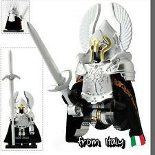MINIFIGURES  di GONDOR CUSTOM - SIGNORE DEGLI ANELLI - HOBBIT  COMPATIBILE LEGO