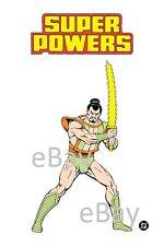 1988 Super Powers SAMURAI : Justice League