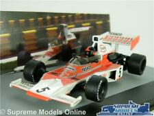 MCLAREN M23 MODEL CAR 1:43 SCALE RACING FORMULA ONE 1 IXO FITTIPALDI 1974 K8