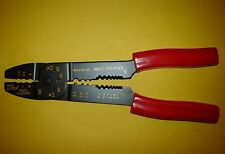 insulated Uninsulated Terminal Crimp Crimping Tool 1.5 to 6mm Cable Wire Strip