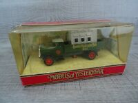Matchbox Models Of Yesteryear Y-41 1932 Mercedes Benz L5 Lorry Model Diecast