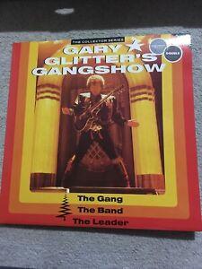 Gary Glitter - Gary Glitter's Gangshow (Greatest Hits) 2 x Vinyl LP Gatefold EX