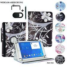 Funda tablet + USB bolso para alcatel 1t 10 cubierta protectora 10.1' 360 v7