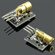 2PC KY-008 Laser Head Sensor Transmitter Module For Arduino AVR PIC Laser Sensor