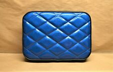 "16"" X 12"" ZODIAC BLUE REAR RACK SEAT PAD ATV ATC UTV GOCART GOLF CART PASSENGER"