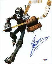 Josh Peck Teenage Mutant Ninja Turtles Signed Authentic 8X10 Photo PSA #X31335
