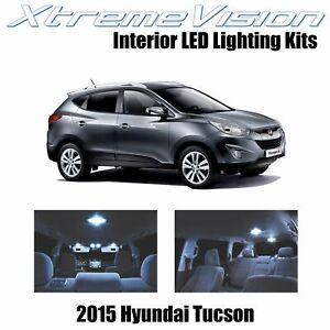 XtremeVision Interior LED for Hyundai Tucson 2015+ (8 PCS) Cool White
