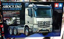 Tamiya # 56352 Mercedes-Benz Arocs 3363 6x4 - 1:14  Classic Space Tractor Trucks