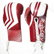 Boxing Gloves Senoir Punching Bag Mitts MMA Muay thai Training Sparring 08 oz
