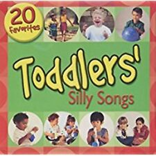 Toddlers' Silly Songs (CD)