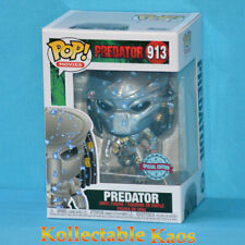 Funko Pop Predator Electric Armor Blue Vinyl Figure #913