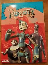 Robots Coloring and Actiity Book Christmas / Birthday Gift Kids and Young People