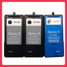 3PK Ink Cartridge (Series 9) for DeLL V305 V305w All-In-One 2 Black And 2 Colour