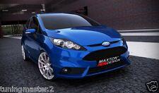 Paraurti Anteriore tuning Ford Fiesta MK7 Pre Facelift CON GRIGLIA ST look VTRma