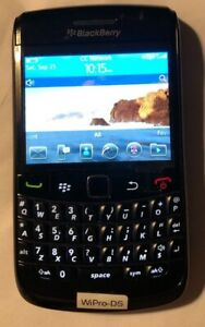 NEW BlackBerry Bold 9780 Black (T-Mobile) Fast Ship Test Engineering Phone