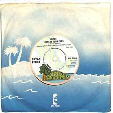 """Bryan Ferry - Smoke Gets In Your Eyes - 7"""" Record Single"""