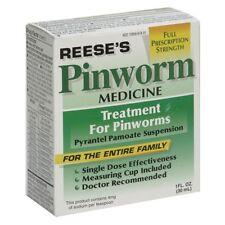 Reese's Pinworm Medicine 1oz -Expiration Date 03-2022