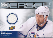 2010/11 Upper Deck Series Two DJ2-DP Dustin Penner UD Game Jersey Insert