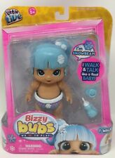 Little Live Bizzy Bubs Walking Talking Snowbeam Baby Doll