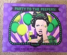 Benefit Party To The Peepers Limited Edition Eye Creaseless Kit SOLD OUT Xmas