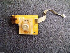 HP Photosmart 8050 Printer Control Power Button Board Assembby *  Q6351-60155