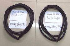 Weatherstrip Door Rubber Complete Seal Set FOR Isuzu TFR Pickup RODEO LUV 88-96