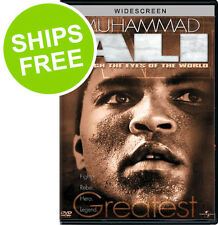 Muhammad Ali Through the Eyes of the World (DVD, 2002) NEW, Sealed