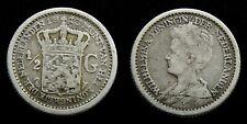 Netherlands - Halve Gulden 1913