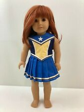 "New ListingRestored American Girl Pleasant Company Kailey Doll 18"" w/Red Hair"