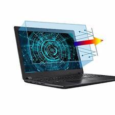 2 Pack Crrkty 15.6 in Laptop Anti Blue Light Screen Protector - Blue Light Block