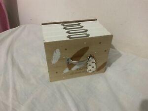 Photo album + beautiful box to keep in