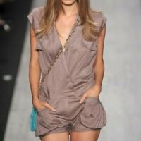 bcbg runway romper. NEW WITH TAGS! NEVER WORN!! runs small