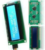 HOT! Blue IIC I2C TWI 1602 LCD Module Display New 16x2 Serial for Arduino