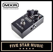 MXR REVERB PEDAL M300 ELECTRIC GUITAR PEDAL - NEW IN BOX